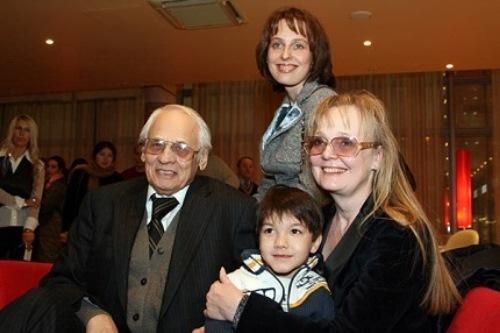 belokhvostikova family