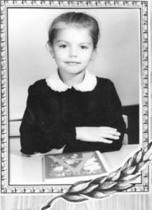 kabaeva at school