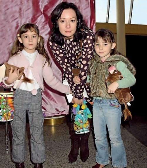 khamatova daughters
