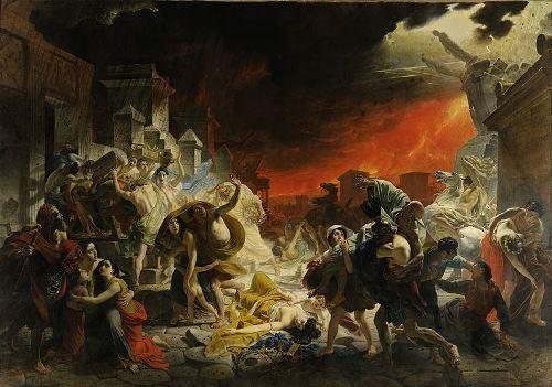 last days of pompeii bryullov