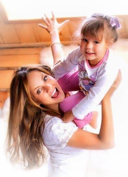 maxim daughter
