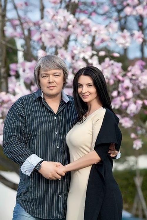 strizhenova husband
