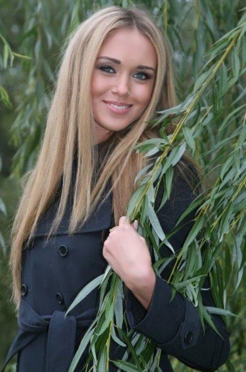 Sukhinova Xenia most beautiful girl