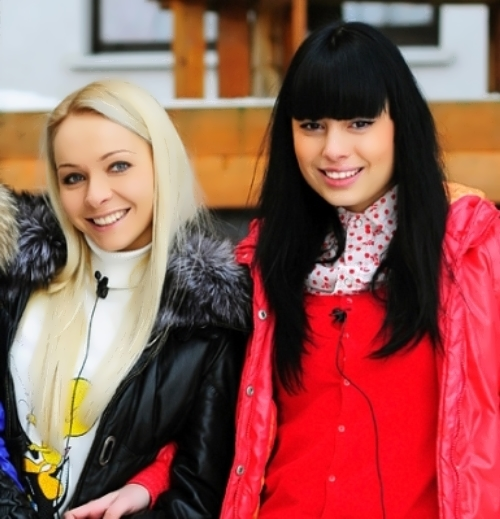 Natalia Varvina and Ermolaeva