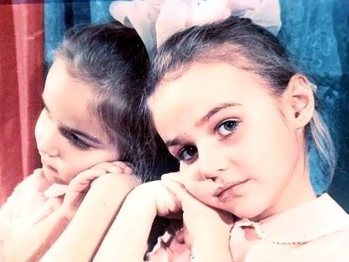 vodonaeva childhood
