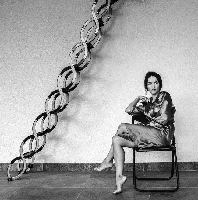 Amazing actress Yulia Zimina