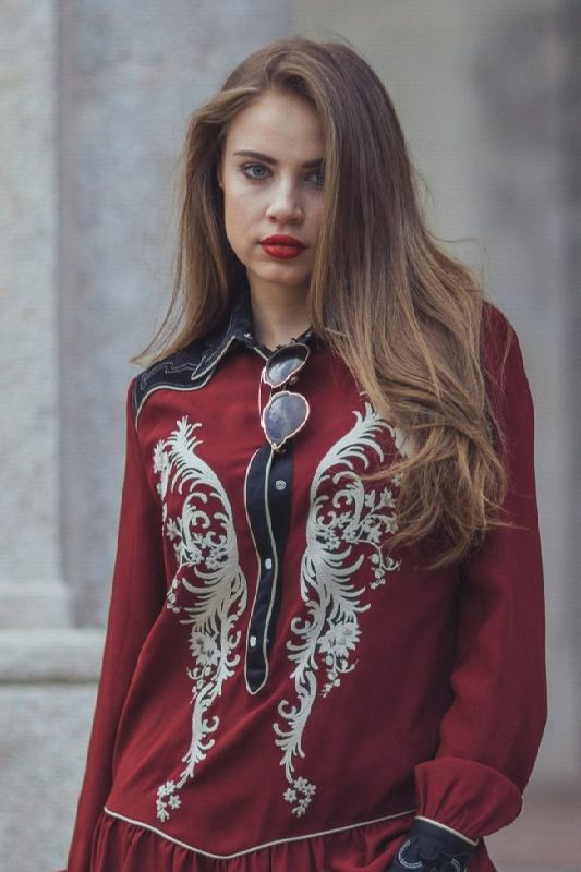Amazing model Ksenia Tchoumitcheva