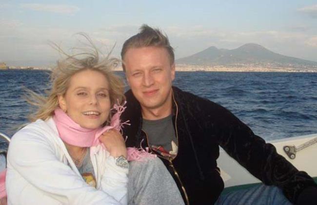 Andrey Sereda and Ksenia Novikova
