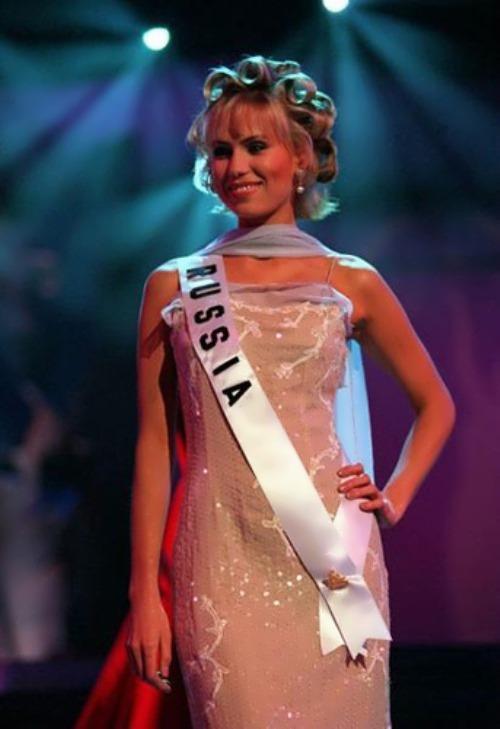 Malova Anna Russian beauty