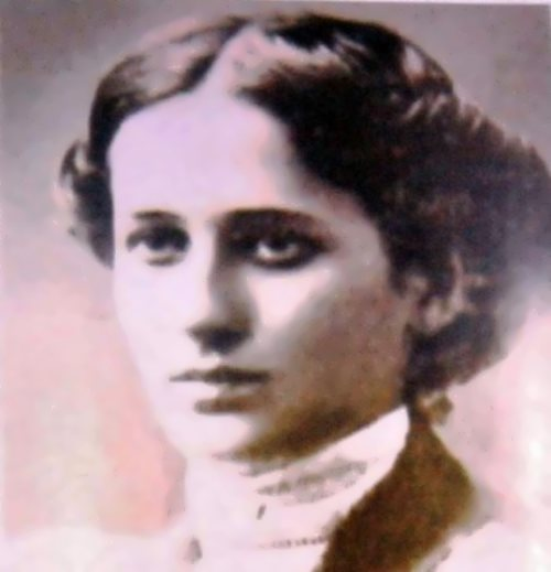 Timiryova Anna poetess painter