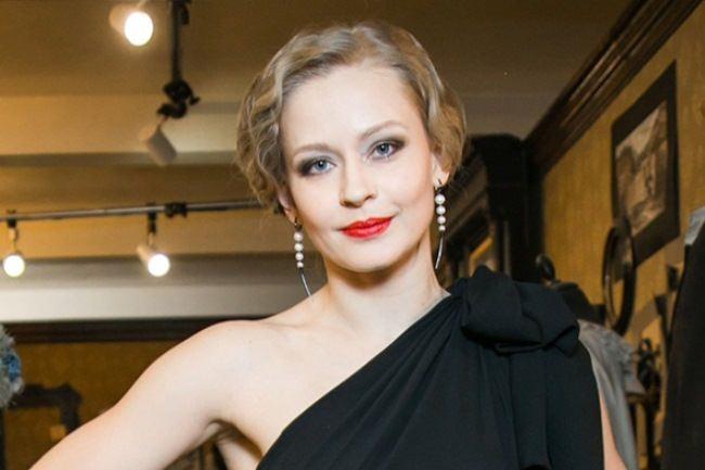 Astonishing actress Yulia Peresild