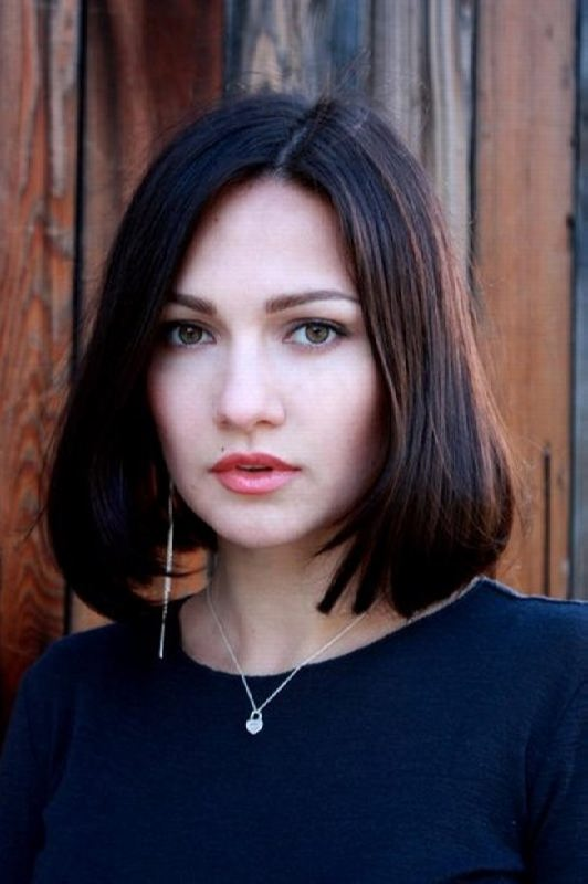 Attractive actress Evgenia Khirivskaya Brik