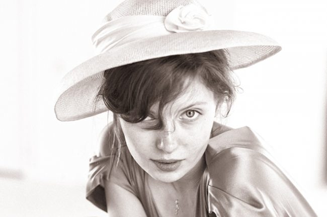 Awesome actress Emiliya Spivak