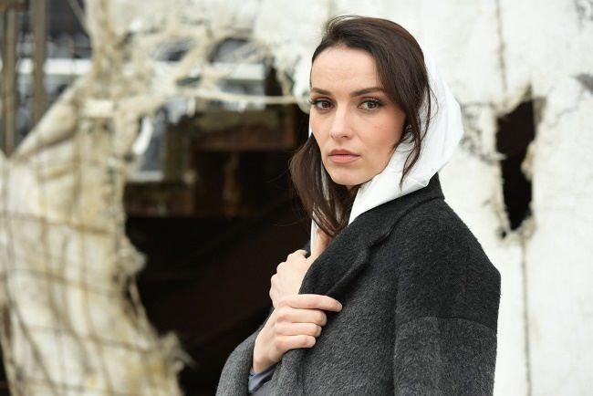 Awesome actress Yulia Zimina