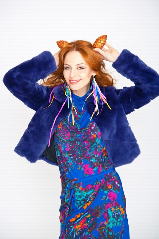 Irina Zabiyaka, pop-singer