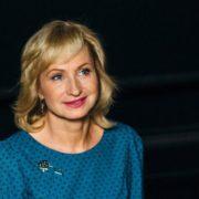 Bright actress Prokofieva Olga