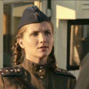 Brilliant actress Anastasia Vedenskaya