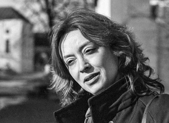 Brilliant actress Terekhova Margarita
