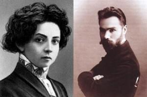 Bryusov and Komissarzhevskaya