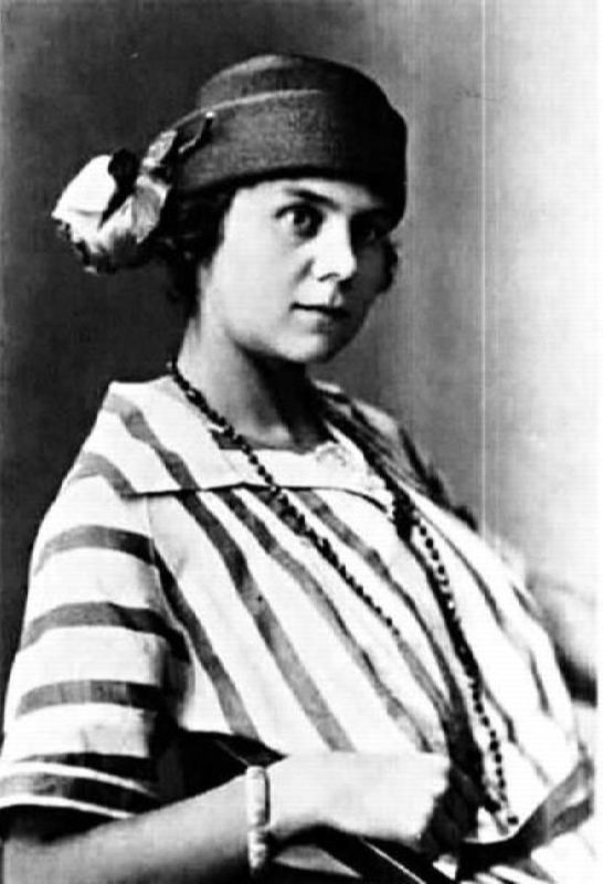 Charming Benislavskaya Galina