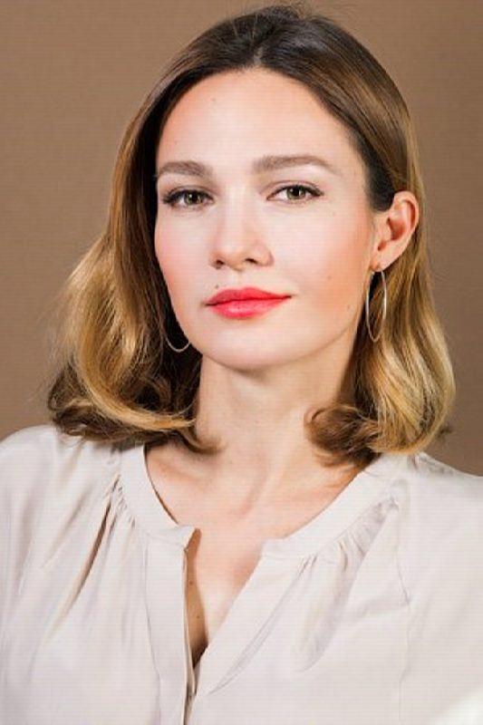 Charming actress Evgenia Khirivskaya Brik