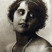 Vera Kholodnaya – Russian silent cinema star