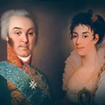 Count Sheremetyev and Zhemchugova