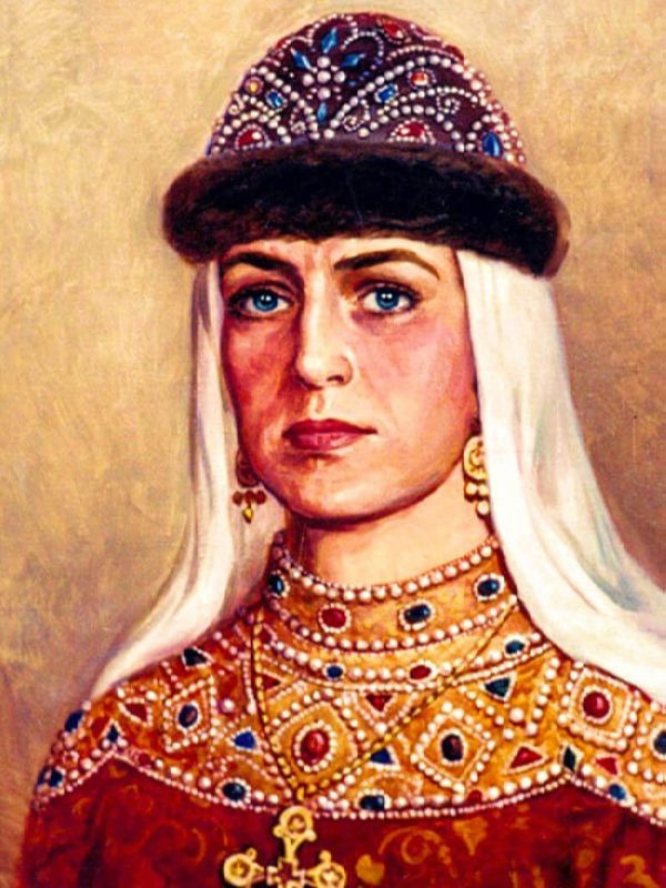 Olga the Beauty, Russian Ruler