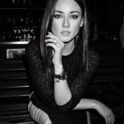 Cute actress Olerinskaya Ingrid