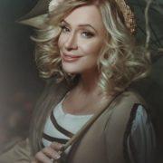 Cute singer Gulkina Natalia