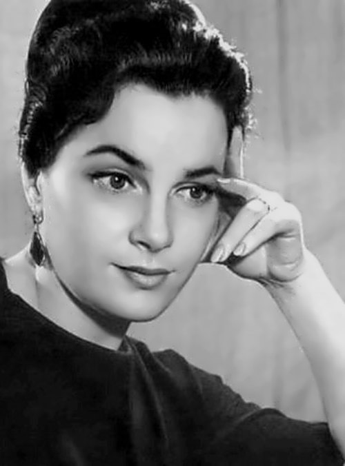 Elina Bystritskaya actress