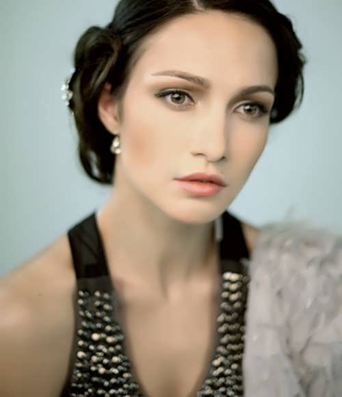 Khirivskaya Evgenia actress