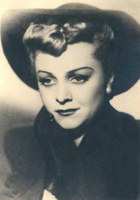 Fabulous actress Ludmila Tselikovskaya