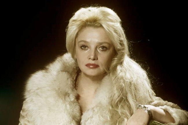 Fabulous actress Nataliya Kustinskaya