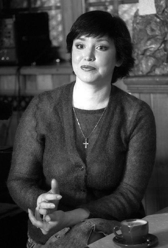 Fabulous actress Samokhina Anna