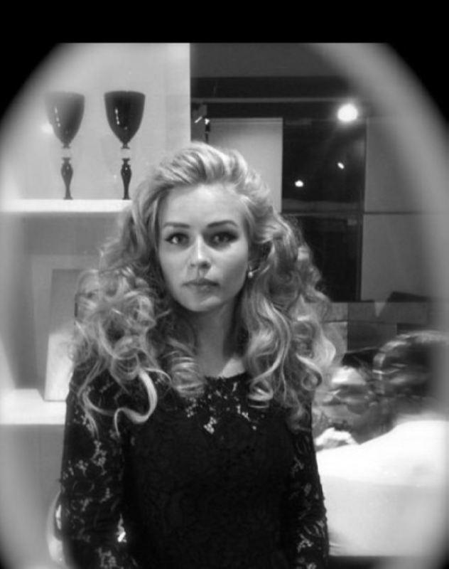 Fabulous actress Yulia Peresild
