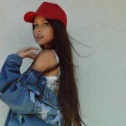 Fabulous singer Ekaterina Ryabova