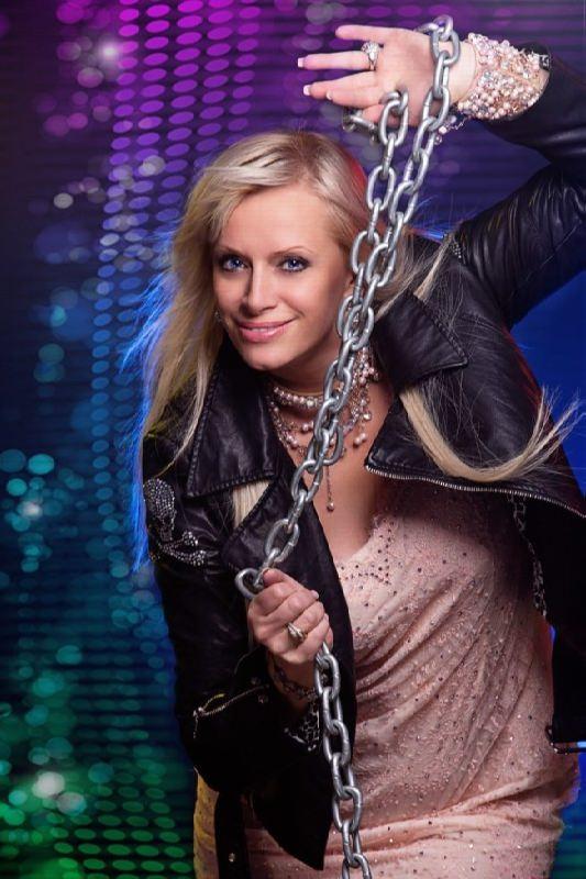 Fabulous singer Gulkina Natalia