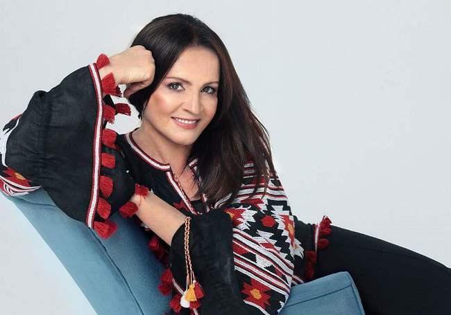 Fabulous singer Rotaru Sofia