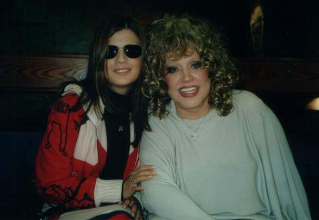 Famous Alla Pugacheva and Diana Gurtskaya