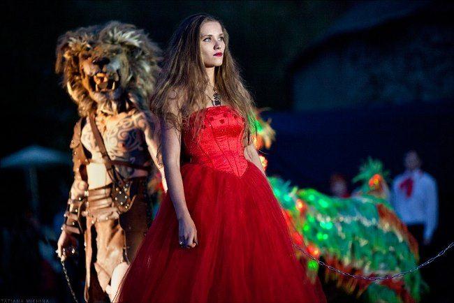 Fantastic actress Anastasia Vedenskaya