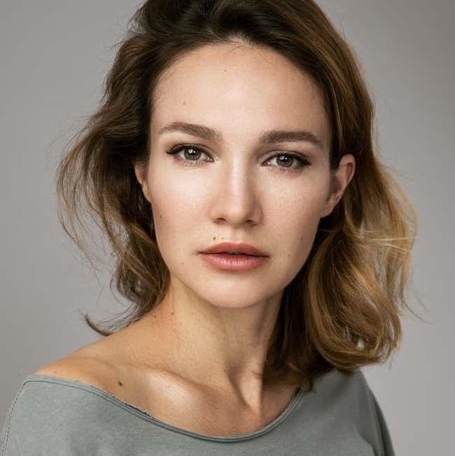 Fantastic actress Evgenia Khirivskaya Brik