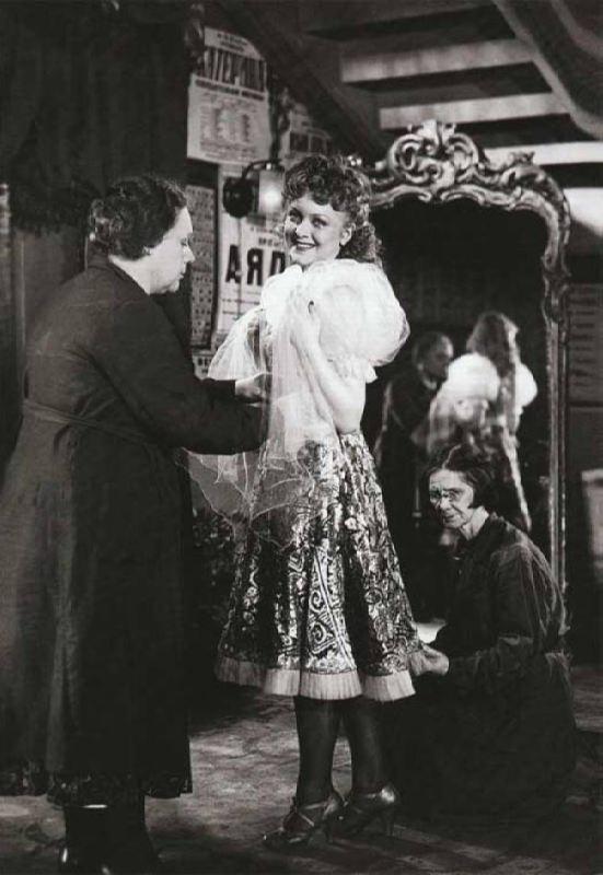 Fantastic actress Ludmila Tselikovskaya
