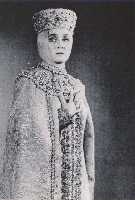 Fantastic actress Nifontova Rufina