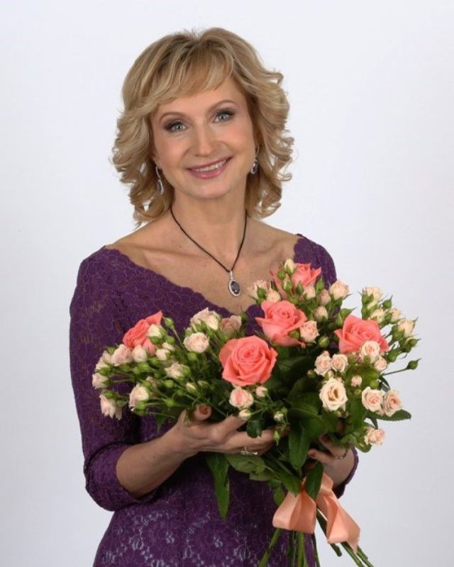 Fantastic actress Prokofieva Olga