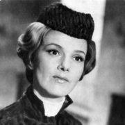 Fantastic actress Yulia Borisova