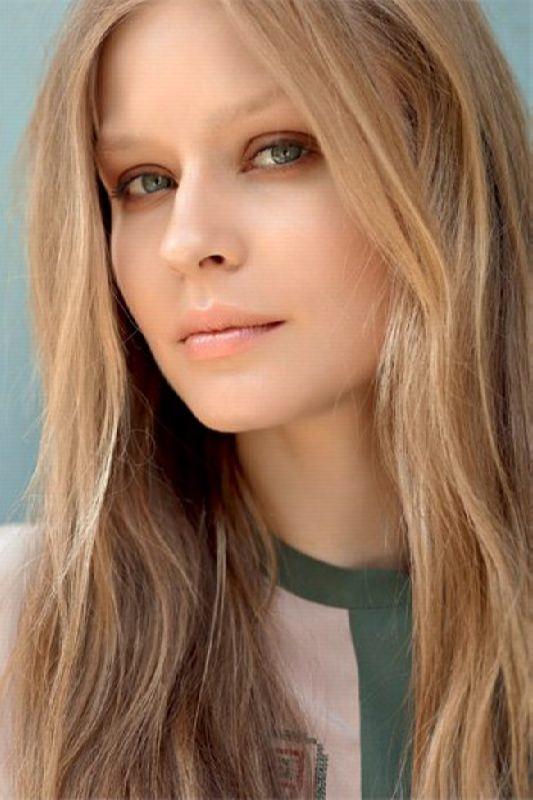 Fantastic actress Yulia Peresild