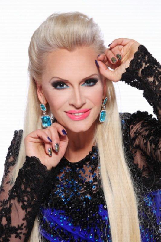 Fantastic singer Gulkina Natalia