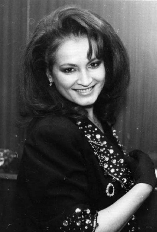 Fantastic singer Rotaru Sofia