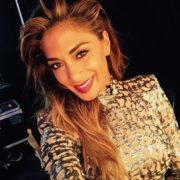 Nicole Scherzinger, American singer with Russian roots